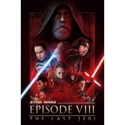 4k BLURAY English Star Wars The Last Jedi