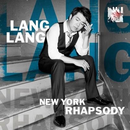 BLURAY Chinese Concert Lang Lang New York Rhapsody