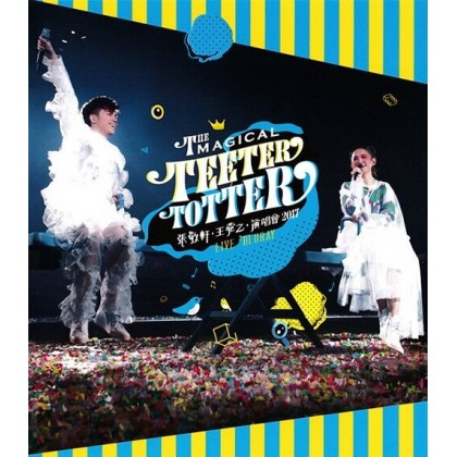 BLURAY Chinese Concert 张敬轩 王菀之 The Magical Teeter Totter Concert 2017