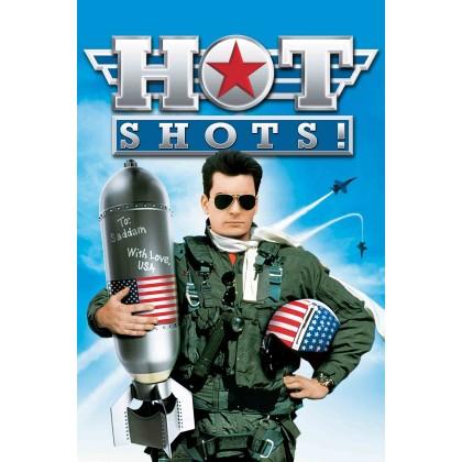 BLURAY English Movie Hot Shots Collection