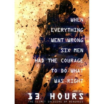 BLURAY English Movie 13 Hours - Action