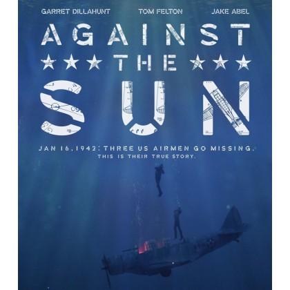 BLURAY English Movie Against The Sun 2014 - Biography Drama War