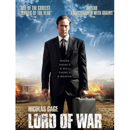 BLURAY English Movie Lord Of War