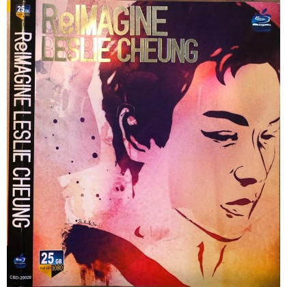 BLURAY Chinese Concert Relmagine Leslie Chung 张国荣 - Music