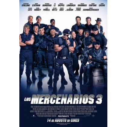 BLURAY English Movie The Expendables Collection