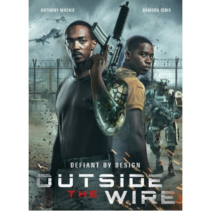BLURAY English Outside The Wire Movie