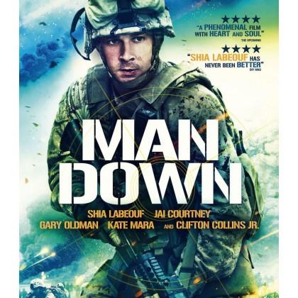 BLURAY English Movie Man Down