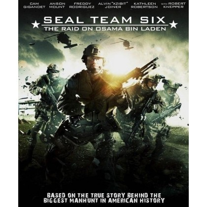 BLURAY English Movie Seal Team Six The Raid On Osama Bin Laden