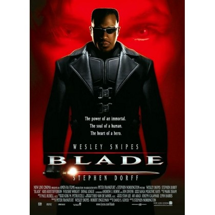 4k BLURAY English Movie Blade