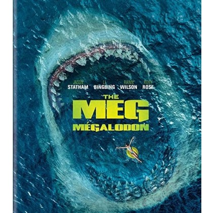 4k BLURAY English Movie The Meg