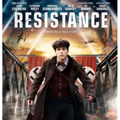 BLURAY English Movie Resistance