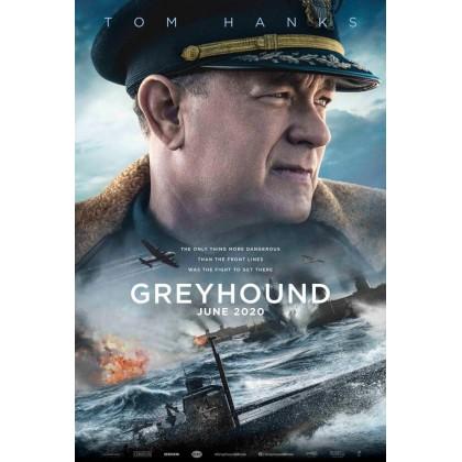 BLURAY Movie Greyhound 2020