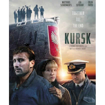 BLURAY English Movie Kursk 2018