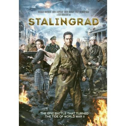 BLURAY English Movie Stalingrad