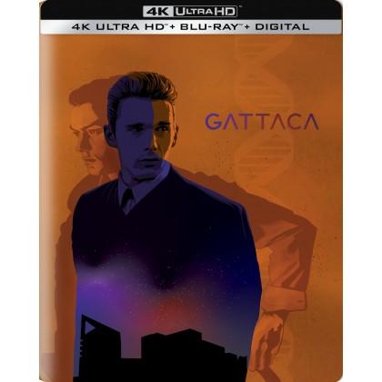 4K BLURAY English Movie Gattaca 1997