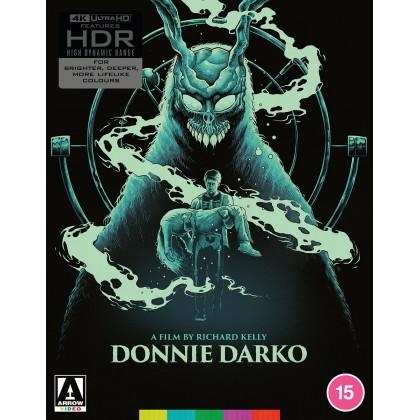4K BLURAY English Movie Donnie Darko