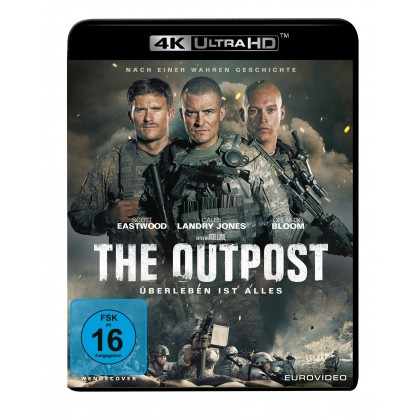 4K BLURAY English Movie The Outpost