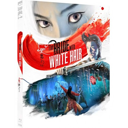 4K BLURAY Chinese Movie The Bride With White Hair 1993 白发魔女传 1993