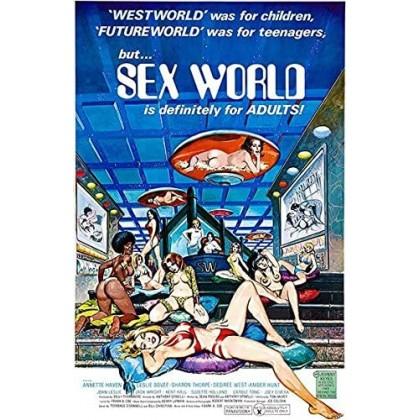 4K BLURAY English Movie Ex World/Sex World