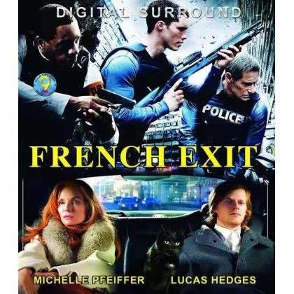 DVD English Movie French Exit