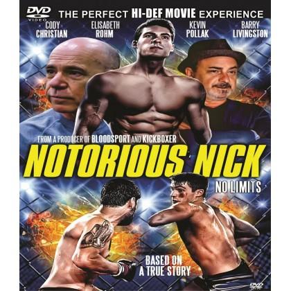 DVD English Movie Notorious Nick