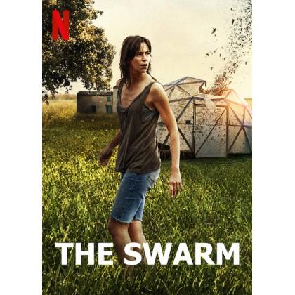 DVD English Movie The Swarm