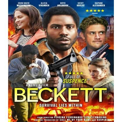 DVD English Movie Beckett