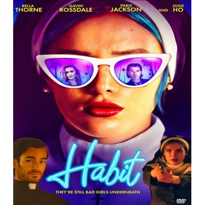 DVD English Movie Habit