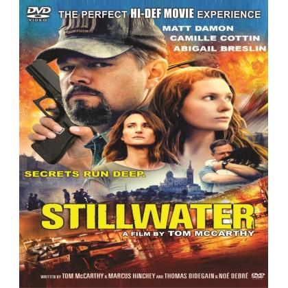 DVD English Movie Stillwater