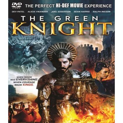 DVD English Movie The Green Knight