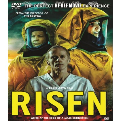 DVD English Movie Risen