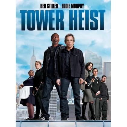 BLURAY English Movie Tower Heist