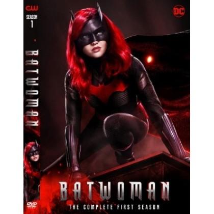 DVD English Movie TV Series Batwoman Complete First Season ( 5 Disc) 20 Episode