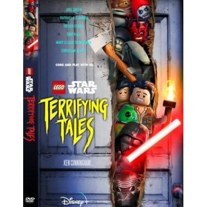 DVD Cartoon Lego Movie Star Wars Terrifying Tales