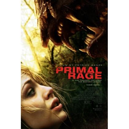 BLURAY English Movie Primal Rage ( 2018 )