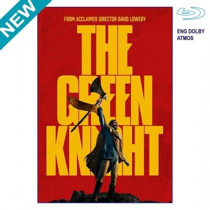 BLURAY English Movie The Green Knight 2021 - Adventure Action