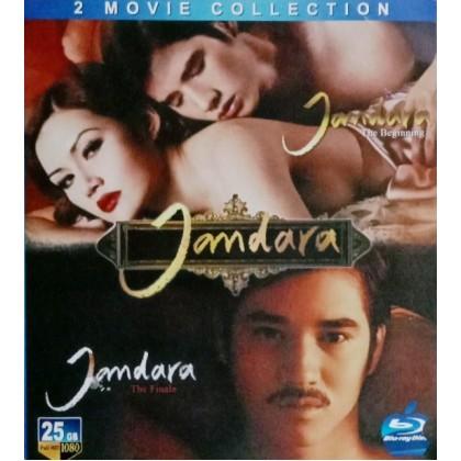 BLURAY Thai Movie Jandara Collection ( 2 in 1 )