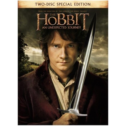 BLURAY English Movie The Hobbit An Unexpected Journey ( 2 Disc )