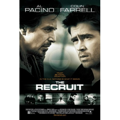 BLURAY English Movie The Recruit