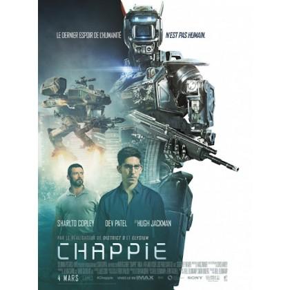 BLURAY English Movie Chappie