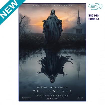 BLURAY Movie The Unholy ( 2021 ) - Horror Mystery