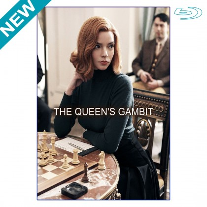BLURAYThe Queen's Gambit ( 2Disc ) - Drama