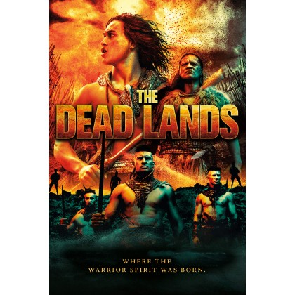BLURAY English Movie The Dead Lands