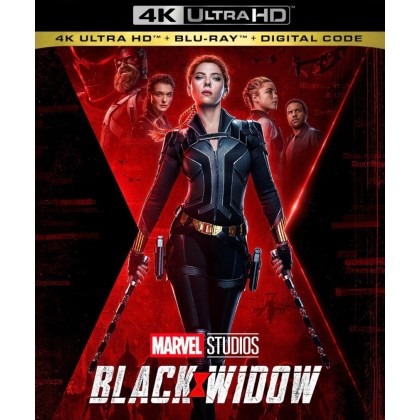 4K BLURAY English Movie Black Widow
