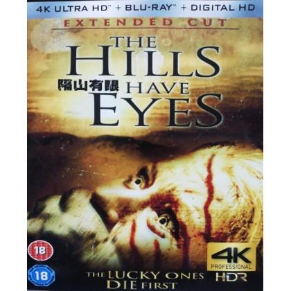 4K BLURAY English Movie The Hills Have Eyes