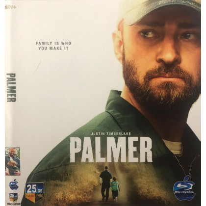 BLURAY English Palmer (2021) Bluray