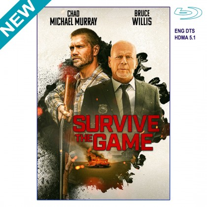 BLURAY English Survive The Game ( 2021 )
