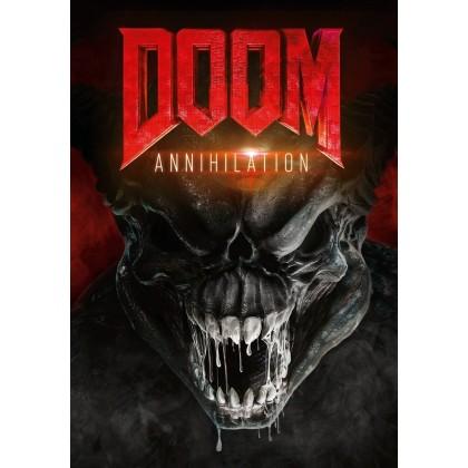 BLURAY Doom Annihilation